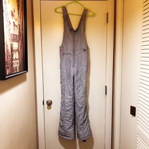 Vintage Ski Suit Overalls Size Small